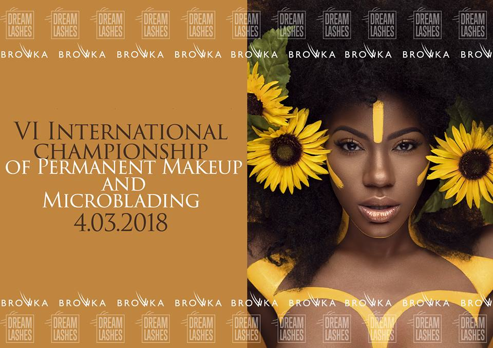 International championship of Permanent Makeup and Microblading
