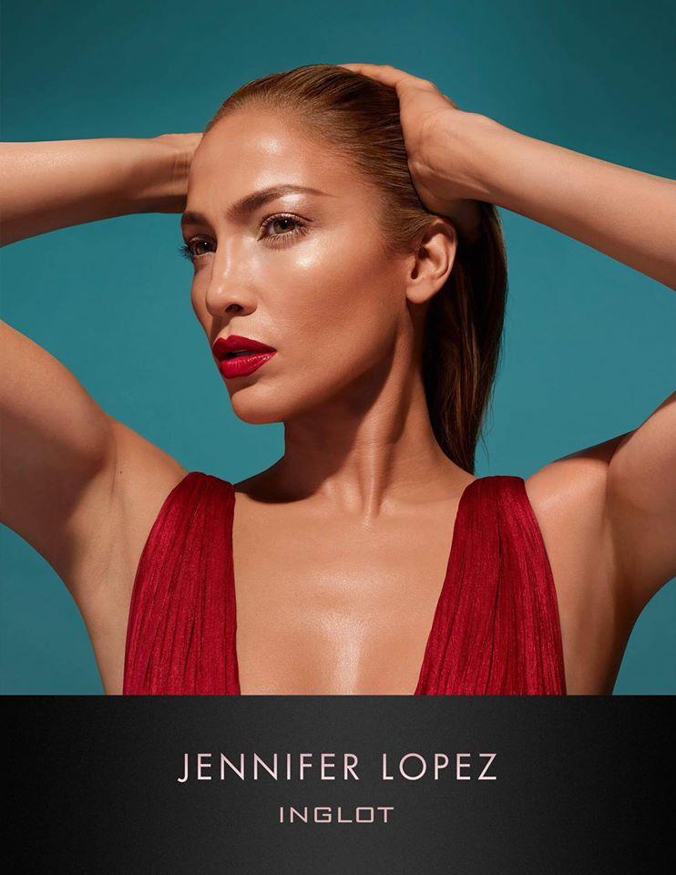 Jennifer Lopez A Creat O Colecție De Produse Cosmetice Pentru Inglot